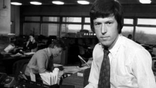 John Craven in 1973
