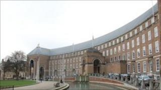 Bristol City Council's HQ The Council House