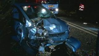 A27 collision