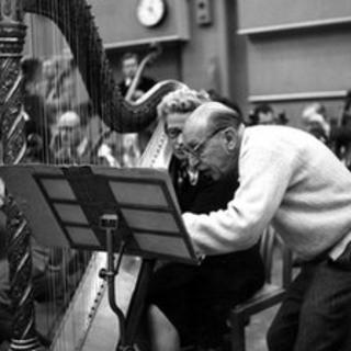 Igor Stravinsky with the BBC Symphony Orchestra