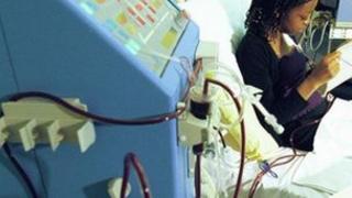 Kidney dialysis machine (generic)