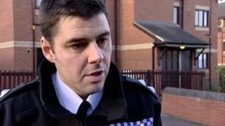 Insp Ian Scott, West Yorkshire Police