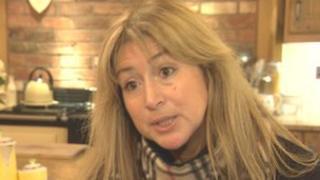 Campaigner Cheryl Porter