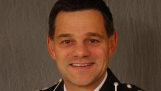 Andy Parker, Chief Constable of Warwickshire Police
