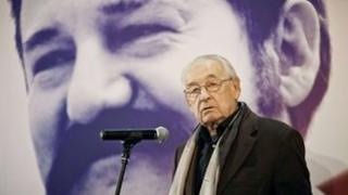 Walesa director Andrzej Wajda