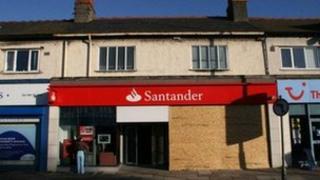 Santander in Allerton