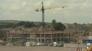 Royal Infirmary development site