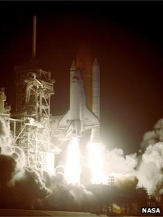 Shuttle (Credit: NASA)