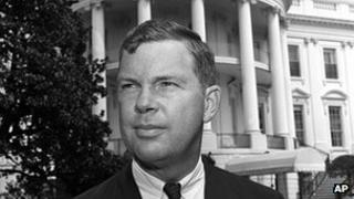 Tom Wicker in 1963