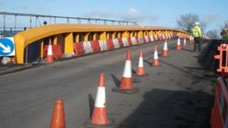 Upton-upon-Severn bridge