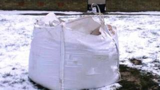 Salt sack