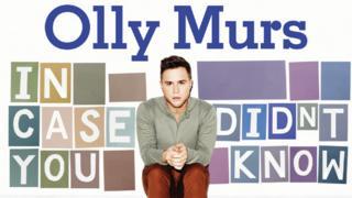 Olly Murs album cover