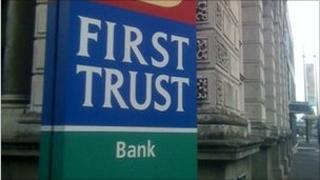 First Trust Bank logo