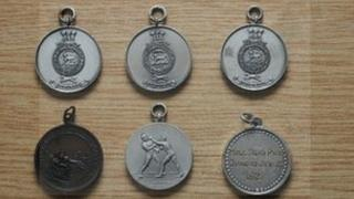 Stolen medals recovered by North Yorkshire Police