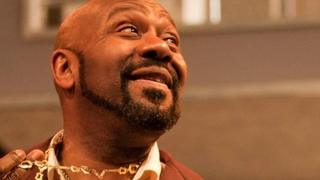 Lenny Henry in A Comedy of Errors