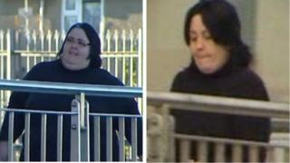 Roberta Vaughan-Owen (L) Andrea Vaughan Owen (R) at Caernarfon Crown Court