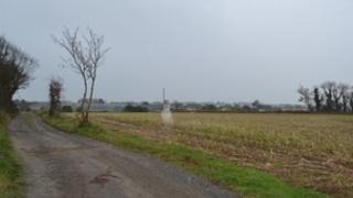 Land at La Ramee in Guernsey