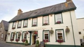 The George Hotel, Brecon