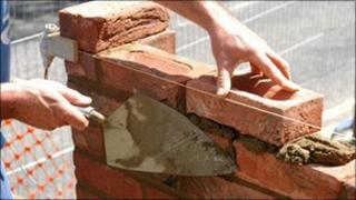 Many construction firms have collapsed