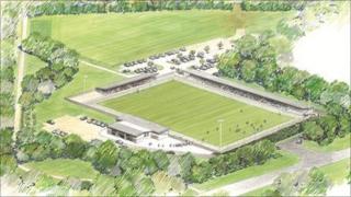 New Basingstoke stadium