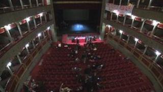 Teatro Valle in Rome
