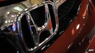 Honda badge