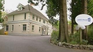 Julia's House hospice