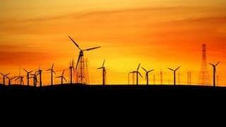 Wind turbines (Eyewire)