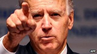 US Vice President Joe Biden