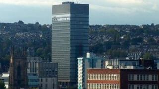 Arts Tower, Sheffield