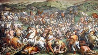 Giorgio Vasari's The Battle of Marciano