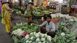 Calcutta market, 5 Dec