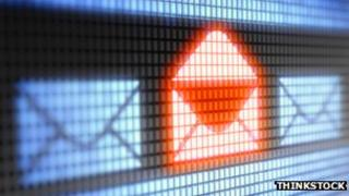 Email graphic