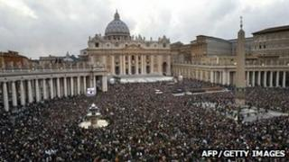 The embassy at the Vatican City is one of three to be closed by the Irish government