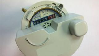 Folkestone water meter