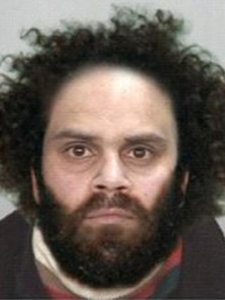 Police image of Malcolm Naden