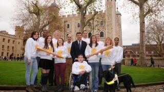 Olympic Torchbearers