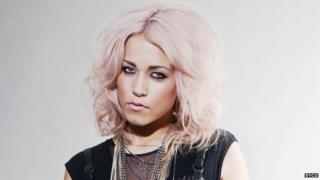 Amelia Lily from The X Factor