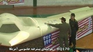 Still from Iranian TV (via Reuters)
