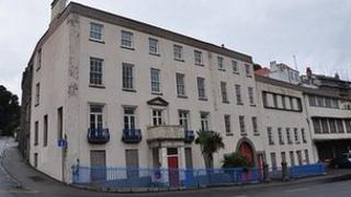 Former Guernsey Brewery site