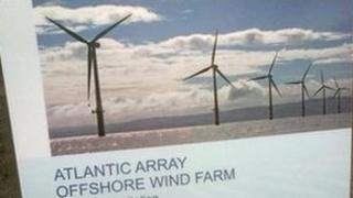 Atlantic Array poster