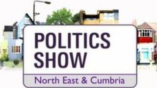 Politics Show logo