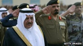 Saudi interior minister is deeply suspicious of Iran