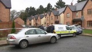 scene of Dundalk fatal shooting