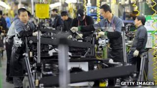 Ssangyong workers