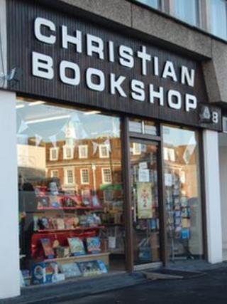 Chelmsford Christian bookshop
