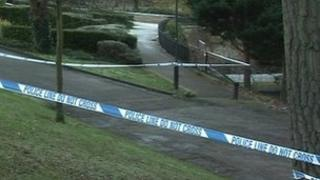Cordon at Forest Recreation Ground