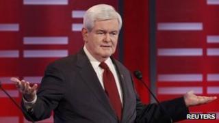 Newt Gingrich (10 December 2011)