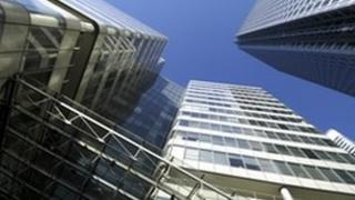FSA offices in Canary Wharf