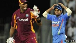 India-West Indies match in Chennai on 11 Dec 2011